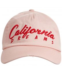 California pink cap used effect - SURF LOCAL PALE ROSE