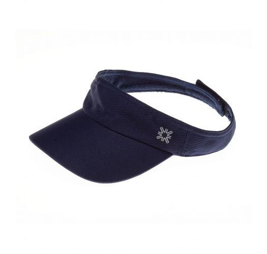 Sporty navy visor - VISEIRA ATHLETIC DRY MARINHO