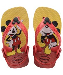 BABY DISNEY CLASSICS RED-BLACK