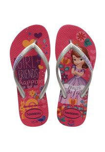 KIDS SLIM PRINCESS SOFIA ORCHID ROSE