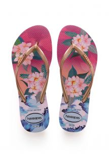 7d0f04a9188f HAVAIANAS SLIM TROPICAL SUNSET HOLLYWOOD ROSE