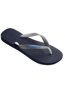 TOP MIX NAVY BLUE-STEEL GREY