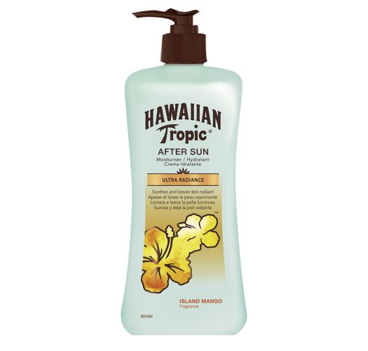 After-sun mango fragrance moisturizer - HAWAIIAN TROPIC AFTER SUN ISLAND MANGO