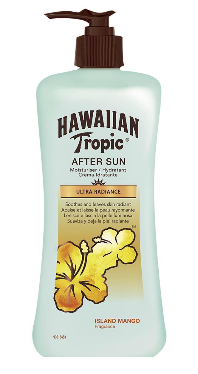 After-Sun-Feuchtigkeitscreme mit Mangoduft - HAWAIIAN TROPIC AFTER SUN ISLAND MANGO