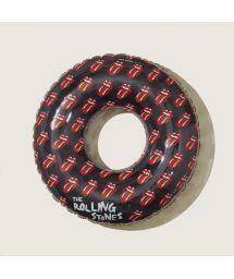 POOL RING ROLLING STONES LIPS BLACK