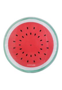 Pelota inflable XL forma de sandía - BALL WATERMELON XL