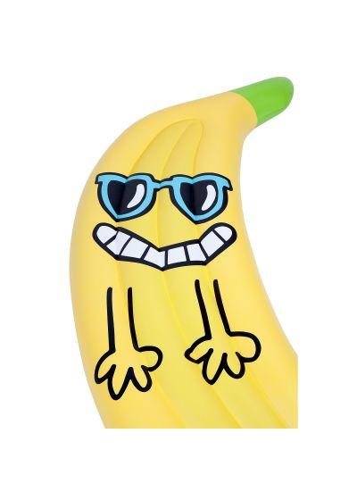 Uppblåsbar banan x Tiffany Cooper - BANANA TROPIC
