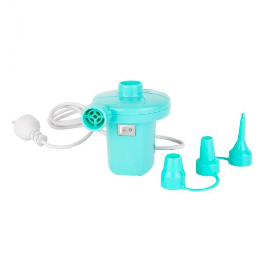 ELECTRIC PUMP TURQUOISE