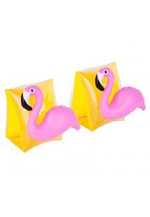 Braçadeiras rosa para criança, máx 25kg - INFLATABLE ARM BAND MINGO