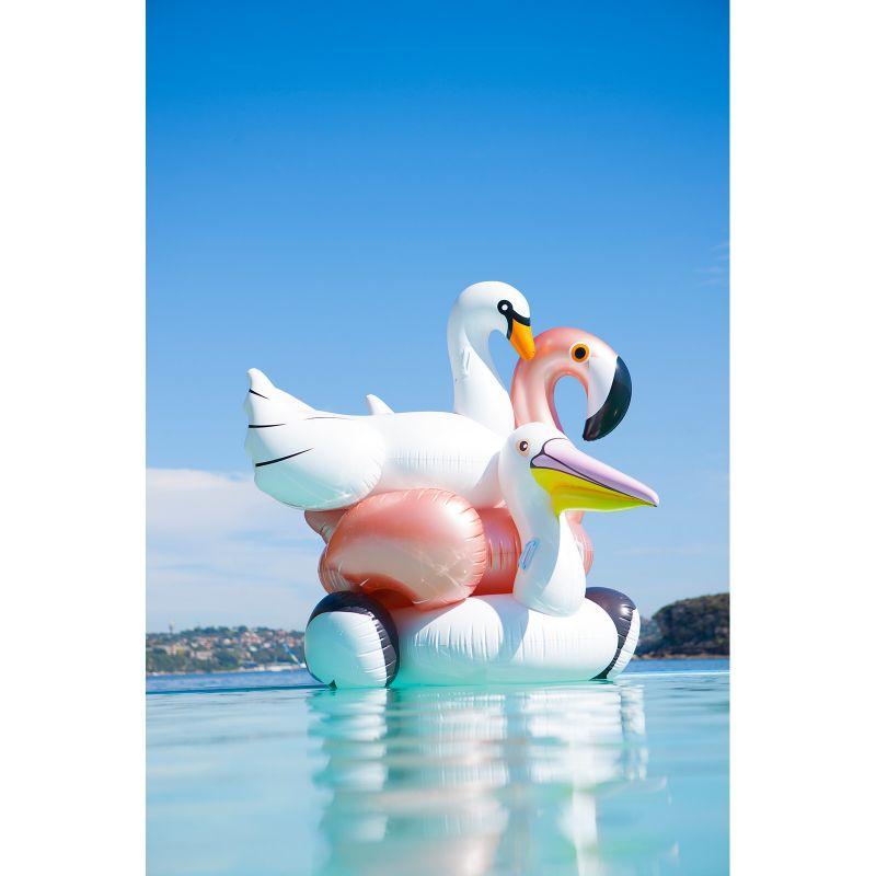 Boj för vuxna formad som pelikan - LUXE PELICAN