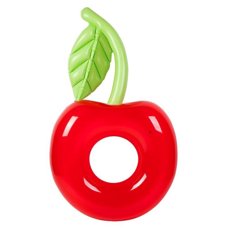Uppblåsbar ring - körsbär - RING CHERRY