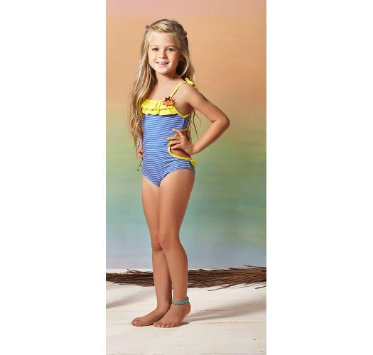 Baby swimwear - MAMAE NAVY