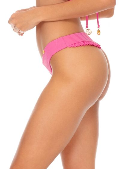 BOTTOM PUCKERED PINK BACHELORETTE