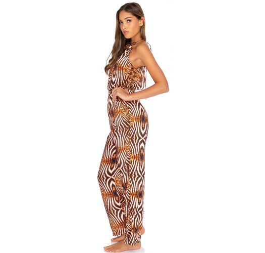 SENORITA JUMPSUIT SAFARI DREAMS