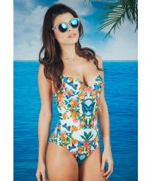 One-Piece Swimwear - SINCRONIA SAFIRA