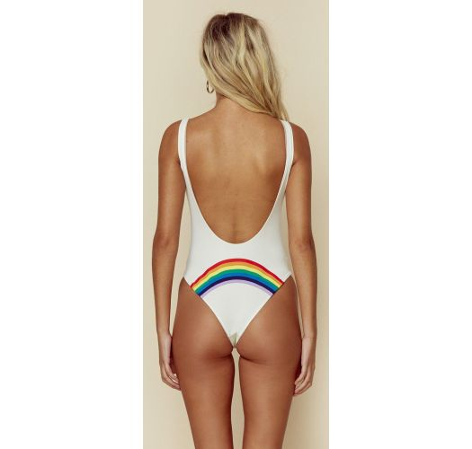 CARAIVA RAINBOW WHITE