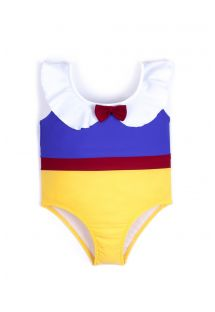 Blue, red and yellow swimsuit - MAIO ISABELLE
