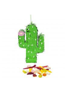 Small cactus-shaped pinata - CACTUS MINI PINATA