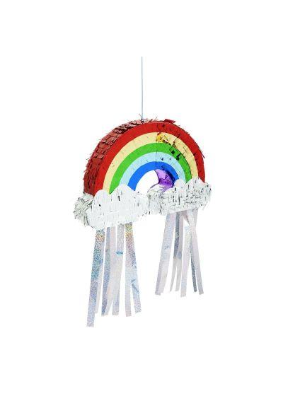 Small rainbow pinata - RAINBOW MINI PINATA