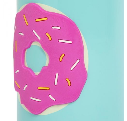 Small donut design flask, 450ml - FLASK DONUT