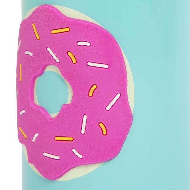 Small donut design flask, 450ml - FLASK DONUT