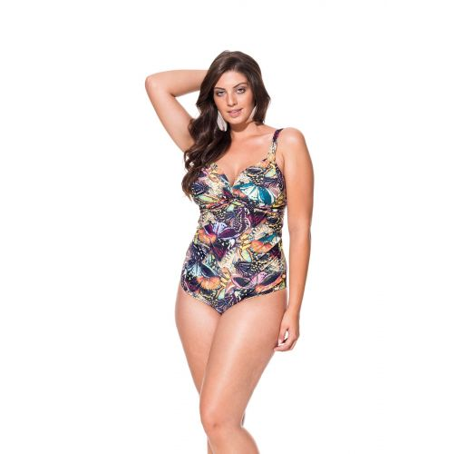 Plus Size Swimwear - PLUS BORBO