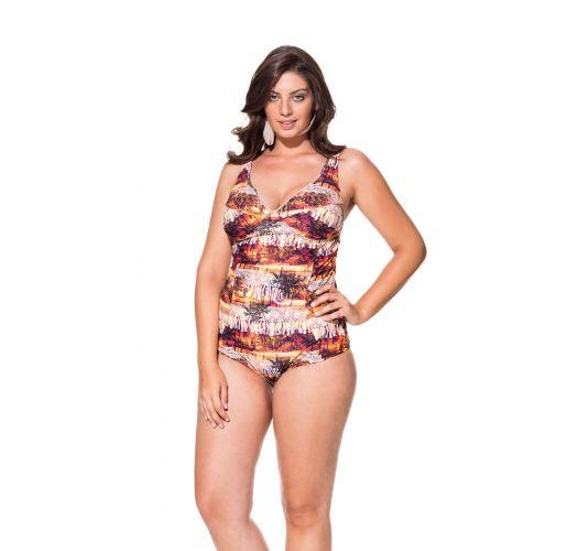 Bikini plus size - PLUS COCHILO