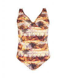 Plus Size Swimwear - PLUS COCHILO
