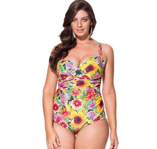 Plus Size Swimwear - PLUS GIRAS