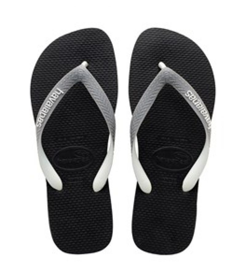 Sandaler - Havaianas Top Mix Black/Steel Grey