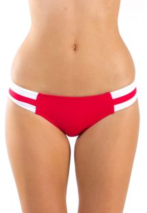 RED AND WHITE BLOCK PARTY SEAFOLLY