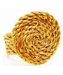Спиральная сумка ручной работы, натуральные материалы - TRANCADO