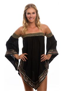 CALICUTE TUNIC BLACK