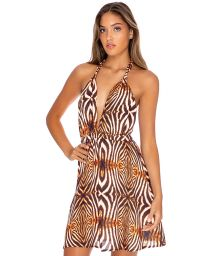 MINI DRESS SAFARI DREAMS