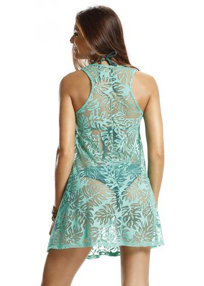 Strandklänning med öppen rygg - LOLLY LISOS