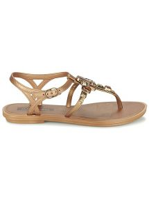 REALCE SANDAL - GOLD