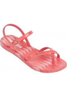 FASHION SAND IV - RED/RED