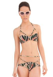 Brazilski bikini - TULLE ARARUTA
