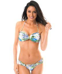 Low-waisted Brazilian swimsuit - PARATY BEBEL