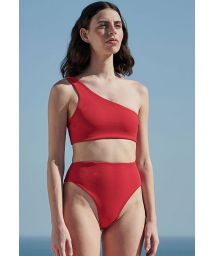 PERLIN BIKINI RED
