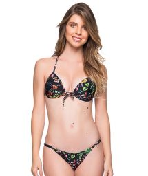 Push-Up-Bikini, verstellbare Bikinihose - CORTINAO DREAM