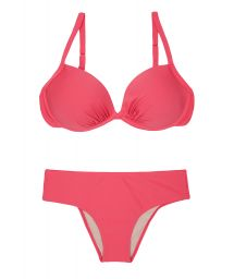 Pink plus size swimsuit - PLUS PINK FLOYD