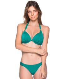 Grön smyckad halter bikini - TURBINADA ARQUIPELAGO