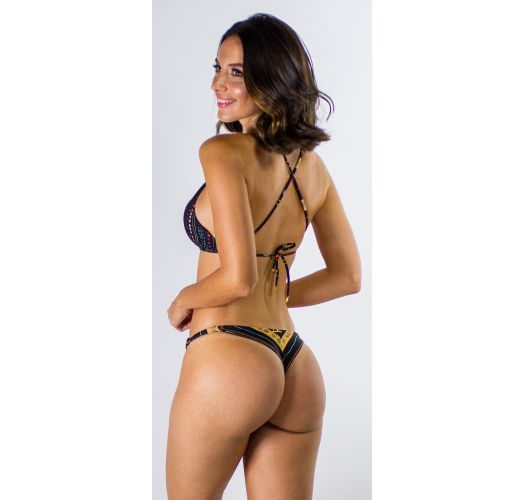 CROPPED ROLETE ROMA