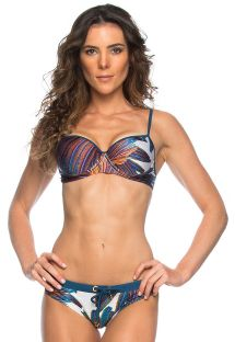 Bikini con Ferretto stampato - FEATHER STAR