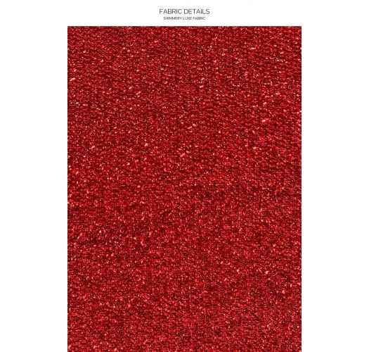 FREE FORM STARDUST RED