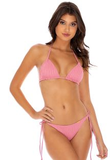 SEAMLESS RUCHED BLUSH RIVER DANCE
