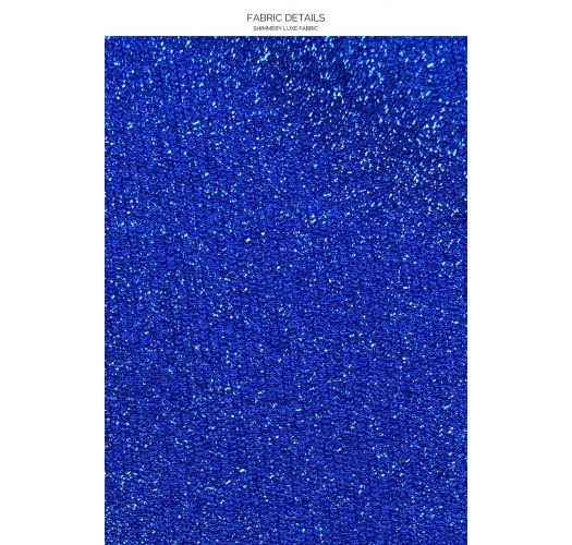 STITCH STARDUST ROYAL BLUE