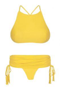 Bikini typu bandeau - AMBRA JUPE MELON
