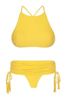 Bikini bandeau - AMBRA JUPE MELON